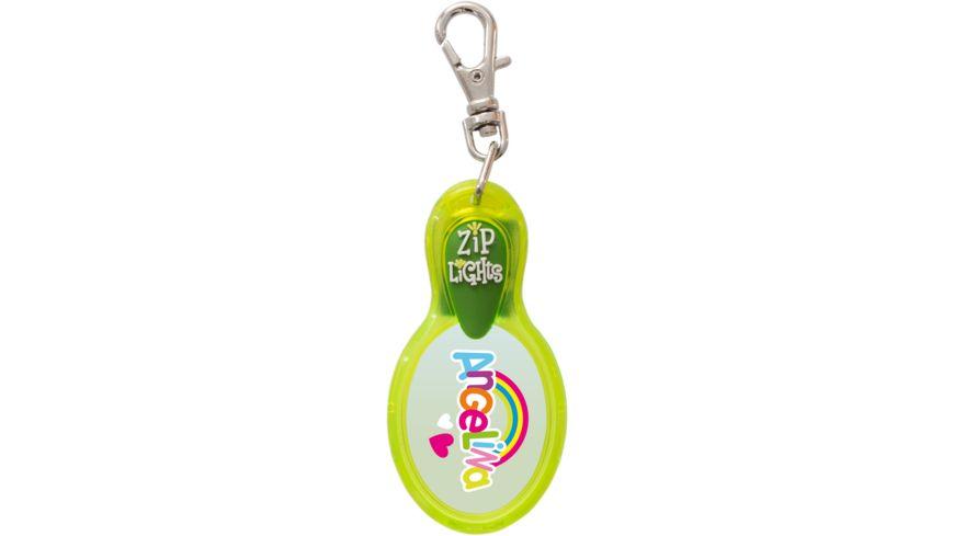 H H Reissverschlusslaempchen Zip Lights Angelina