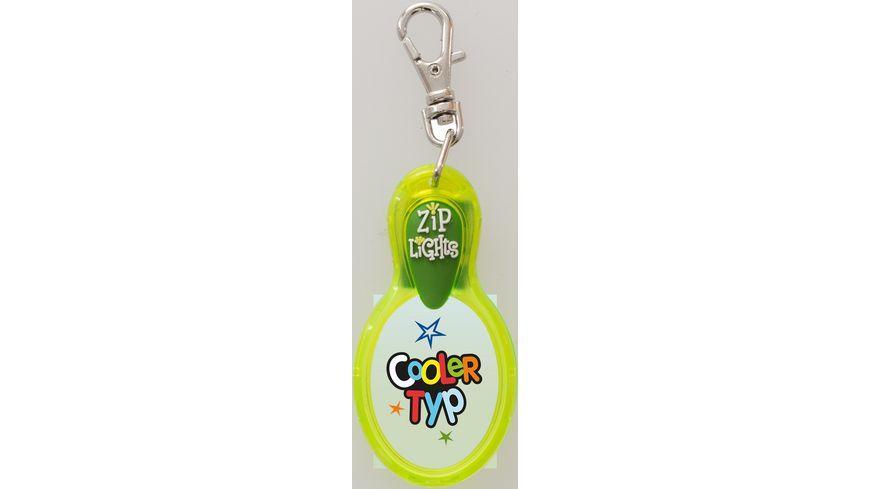 H H Reissverschlusslaempchen Zip Lights Cooler Typ
