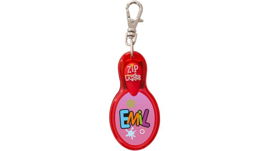 H H Reissverschlusslaempchen Zip Lights Emil