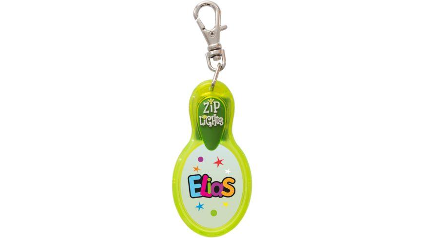 H H Reissverschlusslaempchen Zip Lights Elias