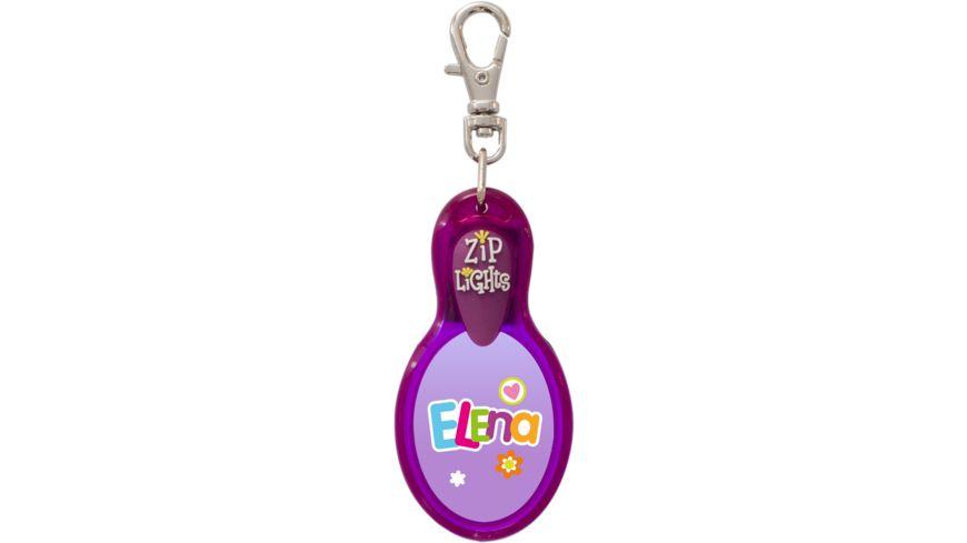 H H Reissverschlusslaempchen Zip Lights Elena