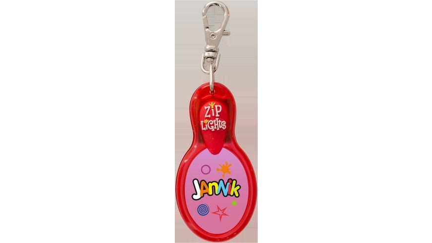 H H Reissverschlusslaempchen Zip Lights Jannik