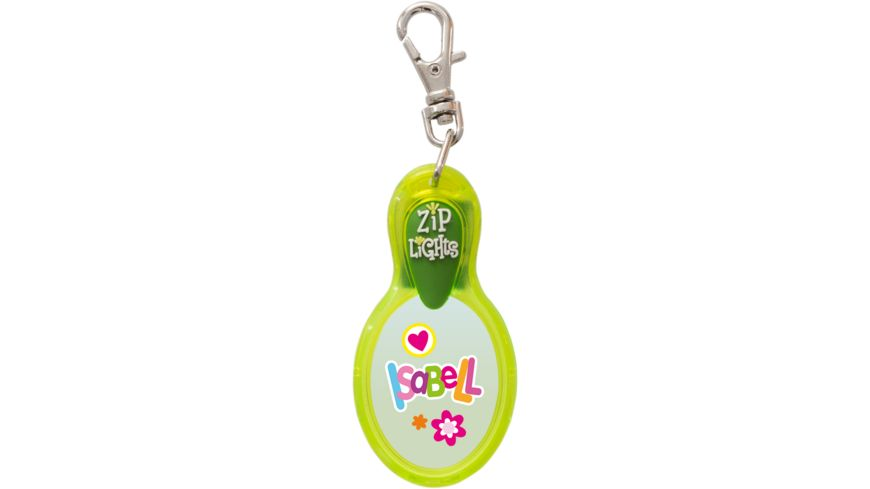 H H Reissverschlusslaempchen Zip Lights Isabell
