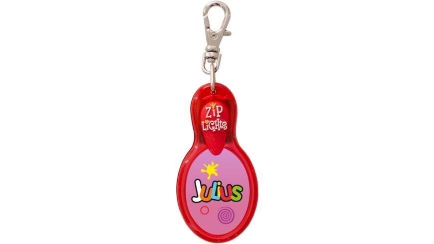 H H Reissverschlusslaempchen Zip Lights Julius