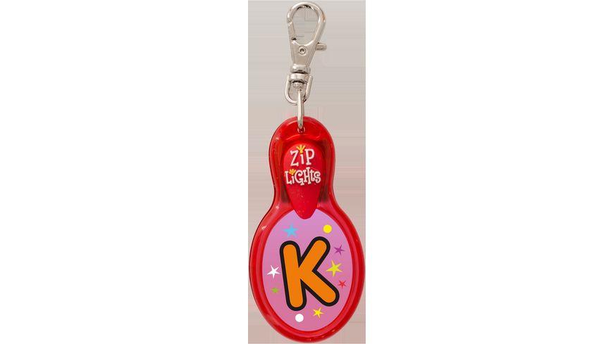 H H Reissverschlusslaempchen Zip Lights K