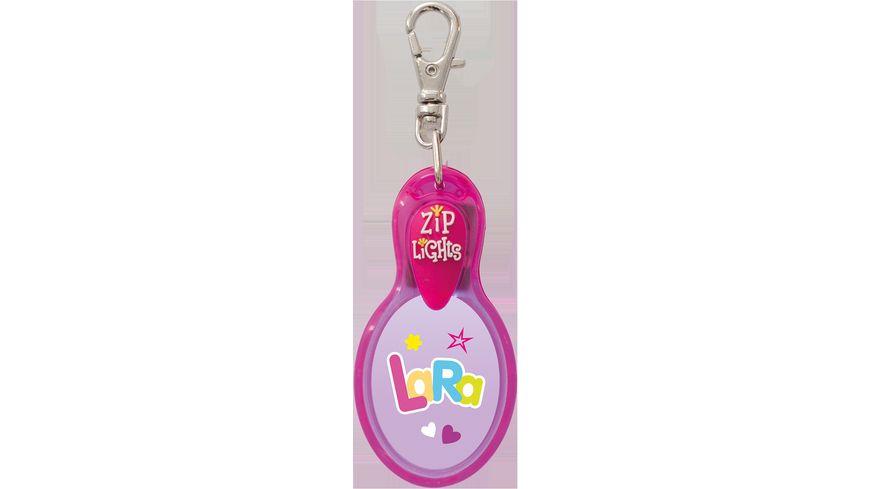 H H Reissverschlusslaempchen Zip Lights Lara