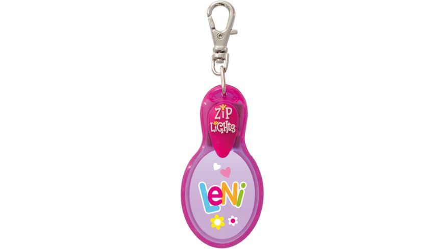 H H Reissverschlusslaempchen Zip Lights Leni