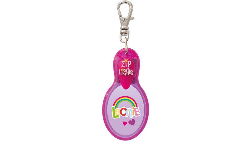 H H Reissverschlusslaempchen Zip Lights Leonie