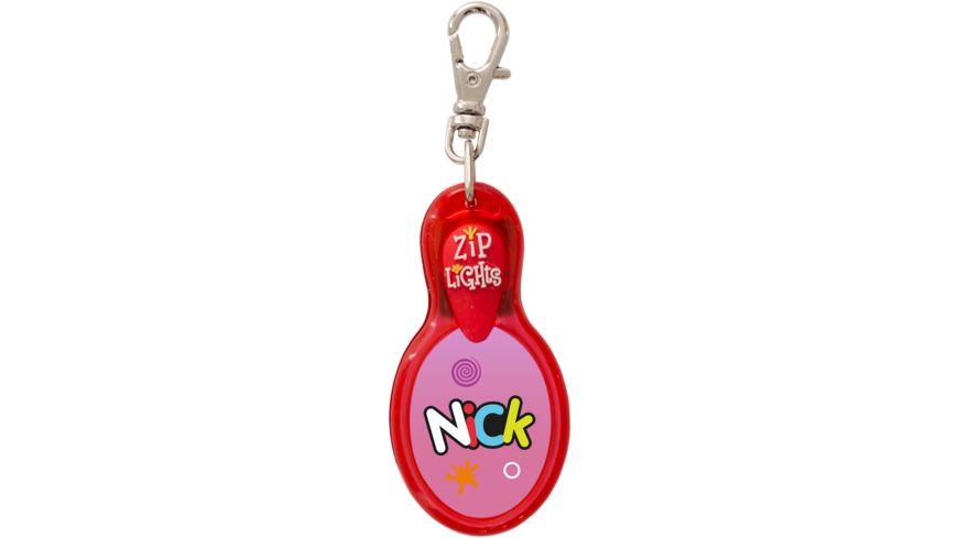 H H Reissverschlusslaempchen Zip Lights Nick