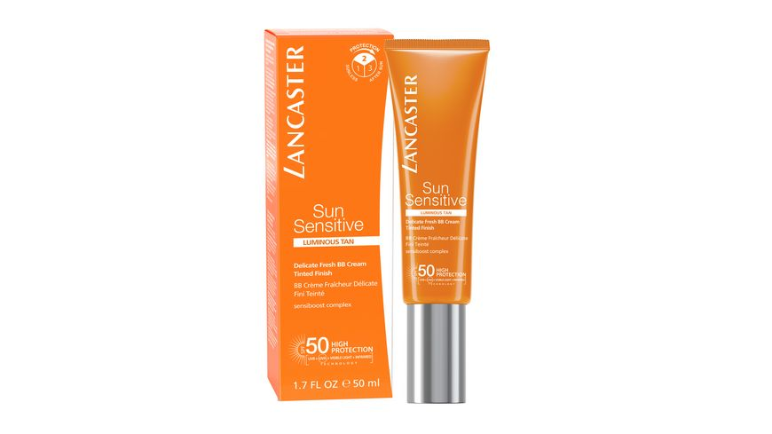 LANCASTER Sun Sensitive Delicate Fresh BB Cream SPF 50