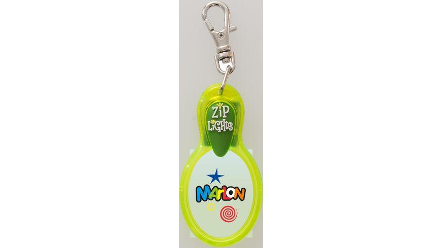 H H Reissverschlusslaempchen Zip Lights Marlon