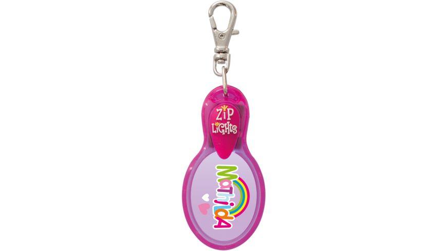 H H Reissverschlusslaempchen Zip Lights Mathilda