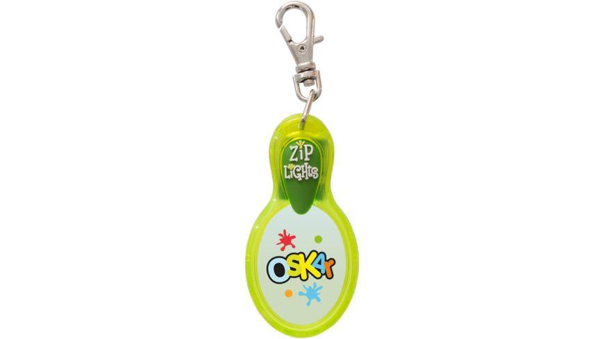 H H Reissverschlusslaempchen Zip Lights Oskar