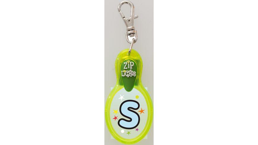 H H Reissverschlusslaempchen Zip Lights S