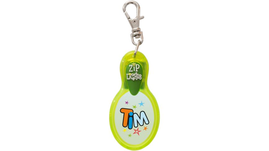 H H Reissverschlusslaempchen Zip Lights Tim
