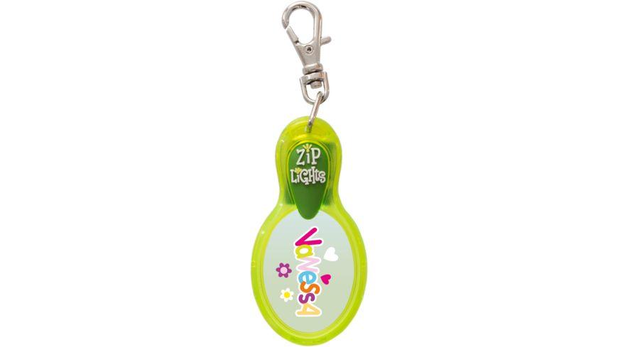 H H Reissverschlusslaempchen Zip Lights Vanessa