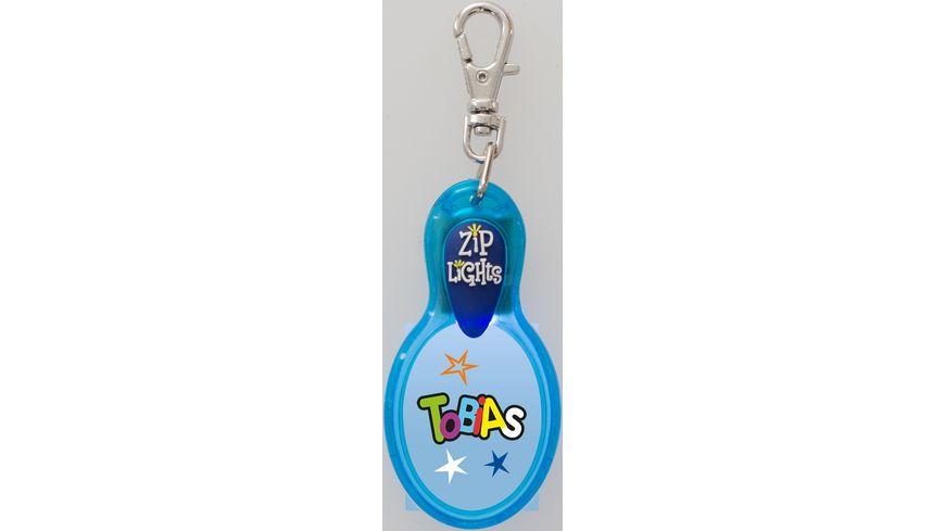 H H Reissverschlusslaempchen Zip Lights Tobias