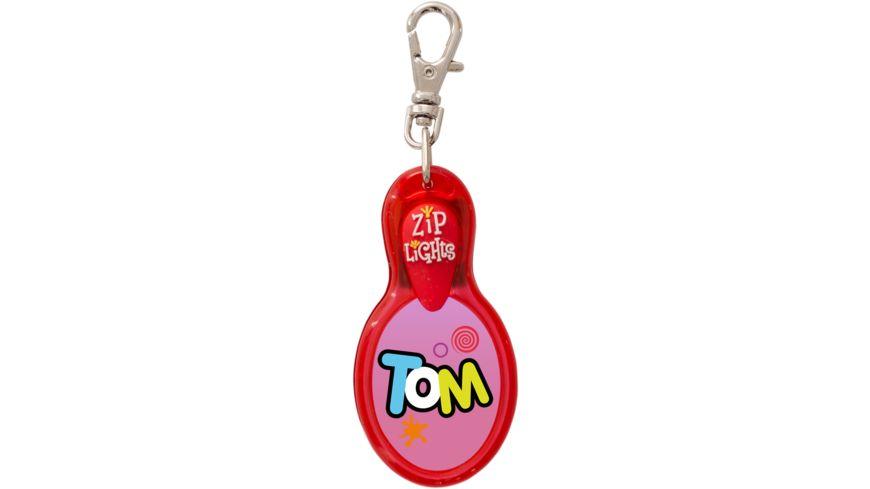 H H Reissverschlusslaempchen Zip Lights Tom