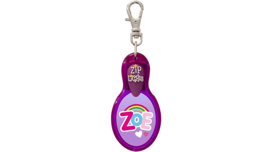 H H Reissverschlusslaempchen Zip Lights Zoe