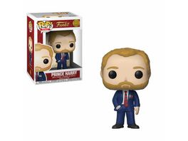 Funko Pop Figur Royal Family Prince Harry