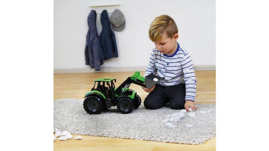 Lena Fahrzeuge Deutz Fahr 7250 TTV Agrotron Traktor 45cm