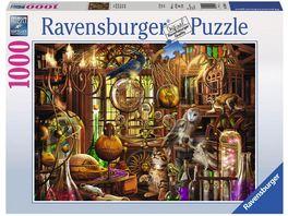 Ravensburger Puzzle Merlins Labor 1000 Teile 1000 Teile