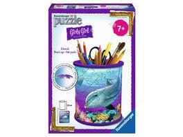 Ravensburger Puzzle 3D Puzzles Girly Girl Edition Utensilo Unterwasser