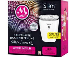 M LADY Silk n Jewel XL