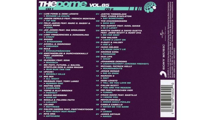 The Dome Vol 85