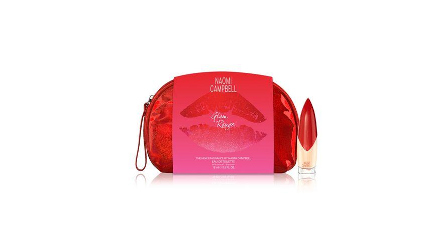 NAOMI CAMPBELL Glam Rouge Set