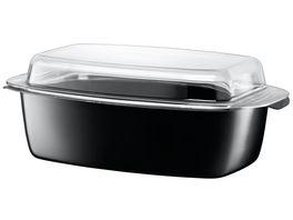 Silit Schlemmerkasserolle schwarz 32 cm