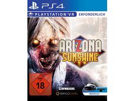 Arizona Sunshine PlayStation VR