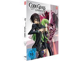 Code Geass Lelouch of the Rebellion R2 Staffel 2 Mediabook Gesamtausgabe 4 DVDs