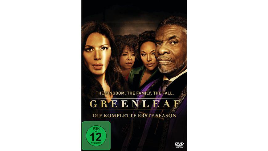 Greenleaf Die komplette erste Season 4 DVDs