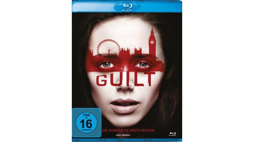 Guilt Die komplette erste Season 3 BRs