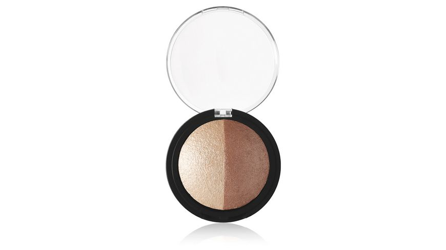 e l f Cosmetics Baked Highlighter Bronzer
