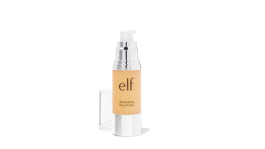 e l f Cosmetics Cosmetics Face Primer Radiant Glow
