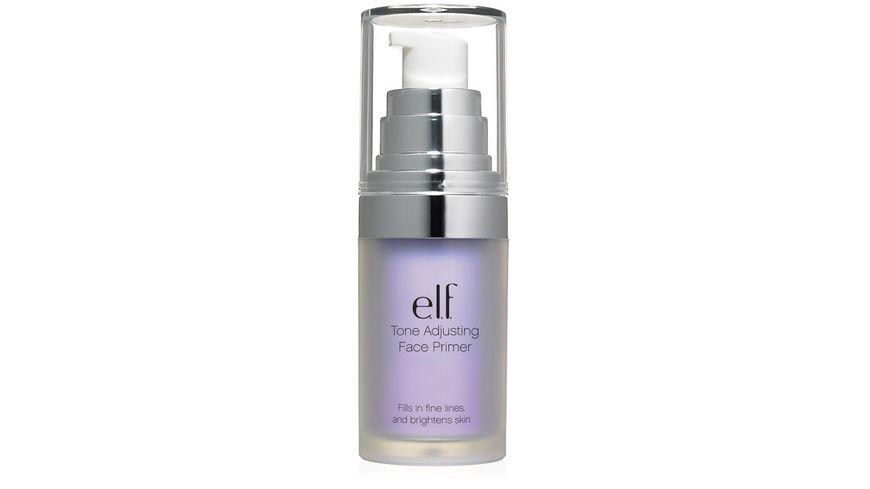e l f Cosmetics Cosmetics Face Primer Brightening Lavender
