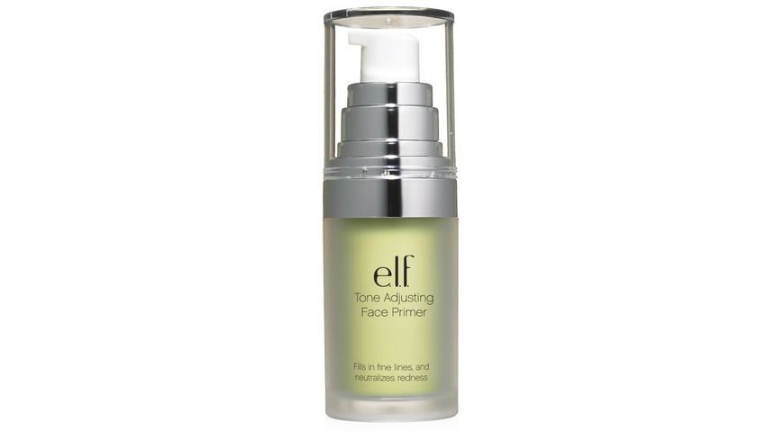 e l f Cosmetics Cosmetics Face Primer Neutralizing Green