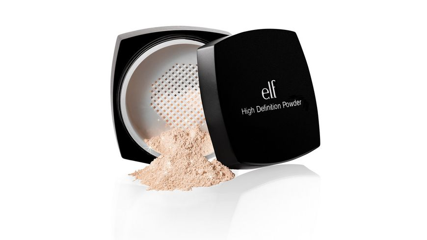 e l f Cosmetics Finish Loose Powder