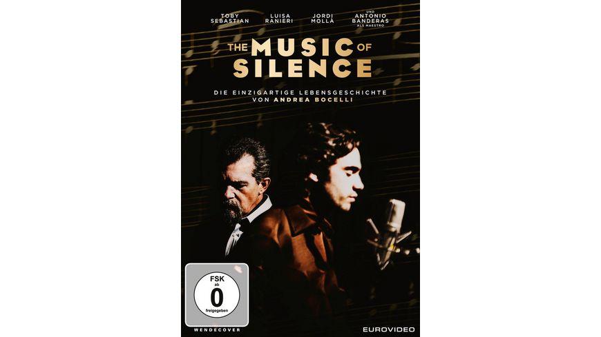 The Music of Silence Die einzigartige Lebensgeschichte von Andrea Bocelli