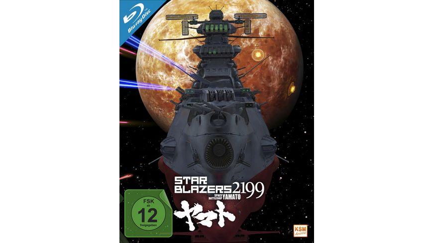Star Blazers 2199 Space Battleship Yamato Volume 1 Epidsode 01 06 im Sammelschuber