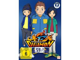 Digimon Frontier Volume 2 Episode 18 34 3 DVDs