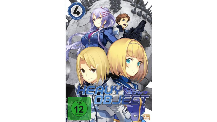 Heavy Object Volume 4 Episode 19 24