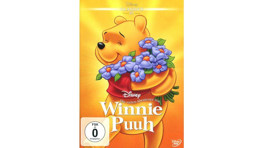 Die vielen Abenteuer von Winnie Puuh Disney Classics