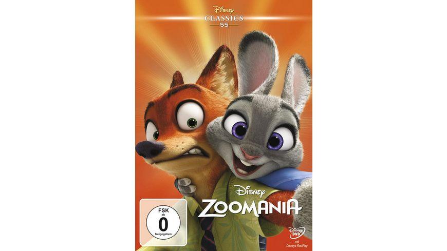 Kinderfilm Zoomania