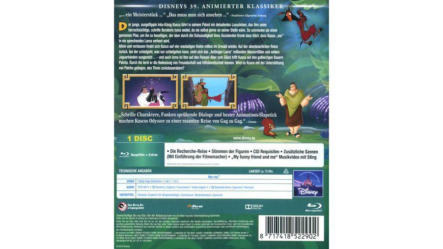 Ein Koenigreich fuer ein Lama Disney Classics