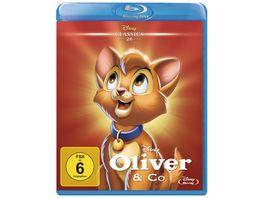 Oliver Co Disney Classics