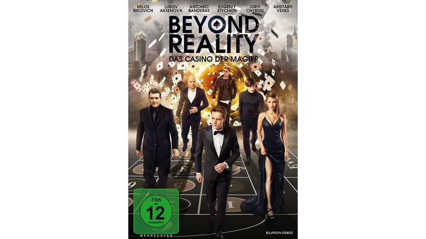 Beyond Reality Das Casino der Magier