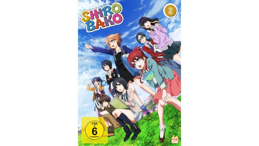 Shirobako Volume 4 Episoden 13 16 im Sammelschuber
